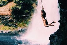 Waterfalls / Alway's go chasing waterfalls... they are the essence of life
