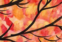 Herbst Kunst