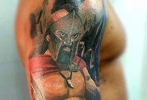 Tattoo artist - Ed martink