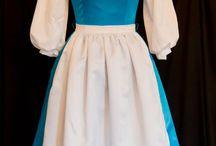cosplay jurken die ik wil maken!!