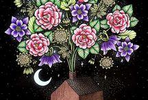 Blomstermandala