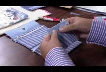 Vídeos de costura