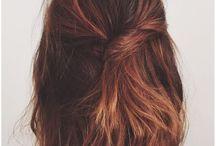 hair / Nice hairdos