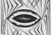 op art / geometric