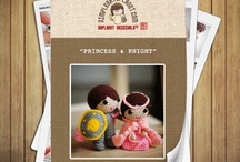I Design | Amigurumi Patterns / by Simple Arts Planet by Lis Sun
