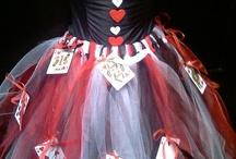 Alice in wonderland dress up