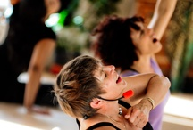 The Center for Nia & Yoga / The Center for Nia & Yoga has been my beautiful home for Nia and Nia trainings since 1997!  It is my life of Dancing JOY!