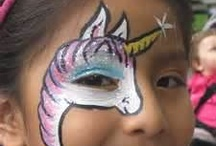 Face painting  / by Valerie Dobson