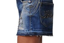 Designer Denim boutique /  'Luxury denim of the streets' line for women; a sophisticated individual style.