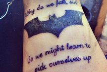 Tattoos / by Diana Emery