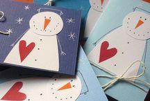 Vánoční přání, novoročenky