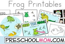 Science: All about Frogs / Frogs and more frogs. Life Cycle games, metamorphosis demonstrations and much more. Come learn all about ponds and frogs!