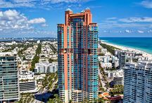 SURROUNDINGS / The Portofino Tower setting area in South Beach, affords its owners the very privileged chic and convenient lifestyle everyone seeks for.