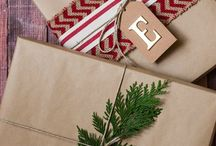 Incarto dei regali natalizi