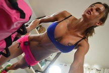 Pink fitness