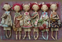 Muñecas adorables