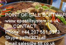 Restaurants Point Of Sale Software / http://epostillsystem.co.uk::::::::::::::::::::::::::::: We are the fastest growing epos company in uk which is providing reliable and easy to use epos system with online business management capability.we provide point of sale system for to Retailer, Restaurants, Pharmacy, Salons, Dry Cleaners.