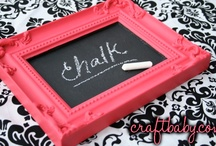 Chalkboards / by Craftbaby