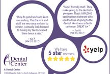 Happy Patients - 5 star reviews: Dentist North Hollywood / http://www.a-dentalcenter.com/testimonials.html