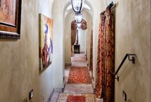 Tuscan interiors