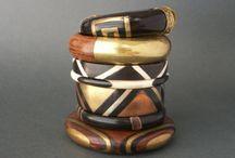 amazing jewelry / Gioielli fatti a mano bellissimi, spesso grandi, d'impatto e fortemente geometrici