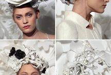 Head and hair pieces