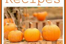 Pumpkin recipes / by Susanna Eslin