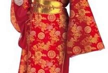 Fashion ✄ Costume (Geisha)