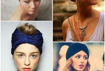 turbans foulards