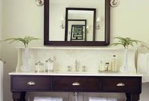Bathroom Ideas / by Sharon Colpitts