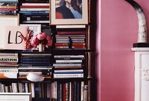 Home:  Library / by Jenn