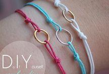 bracelets / by Nicole Bollnow