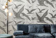 Luxueus behang