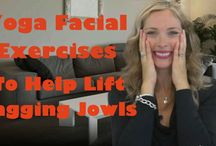 """""""Face Yoga"""": You Have the Power to Look Younger / Forget Wrinkles. Step by Step Video Tutorials on Toning your Face Muscles, so that You Don't Need to Worry About Aging."""