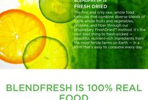 Blendfresh-Products / Learn about the amazing products offered by Blendfresh.