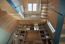 Ideas in Architecture / Ideas that are smart and inspirational. / by Linda Sager Design