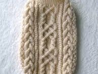 犬服 編み図