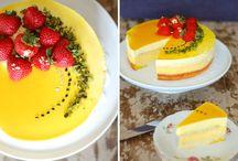 Opskrifter - desserter