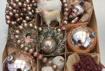 Antieke kerst