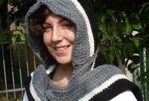 Crocheting / Raccolta dei miei lavoretti a uncinetto
