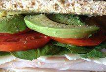 Healthy Snacks/Eating