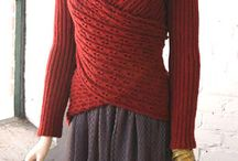 Knitting, croching