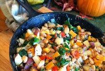 legumes(+salad)