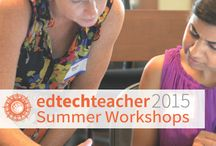 Summer Learning / Resources for teachers in the Summer from our Summer Workshops and more to help teachers hit the ground running in the Fall.