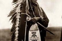 Red Cloud - my spiritual warrior