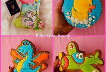 Idee biscotti decorati