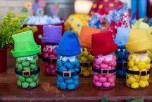 idéias para festas infantis