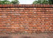Brick Fence Ideas
