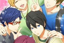 Free! Iwatobi swim club / eh
