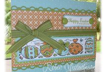 Stampin' Up project ideas / by Camille Morean-Barton